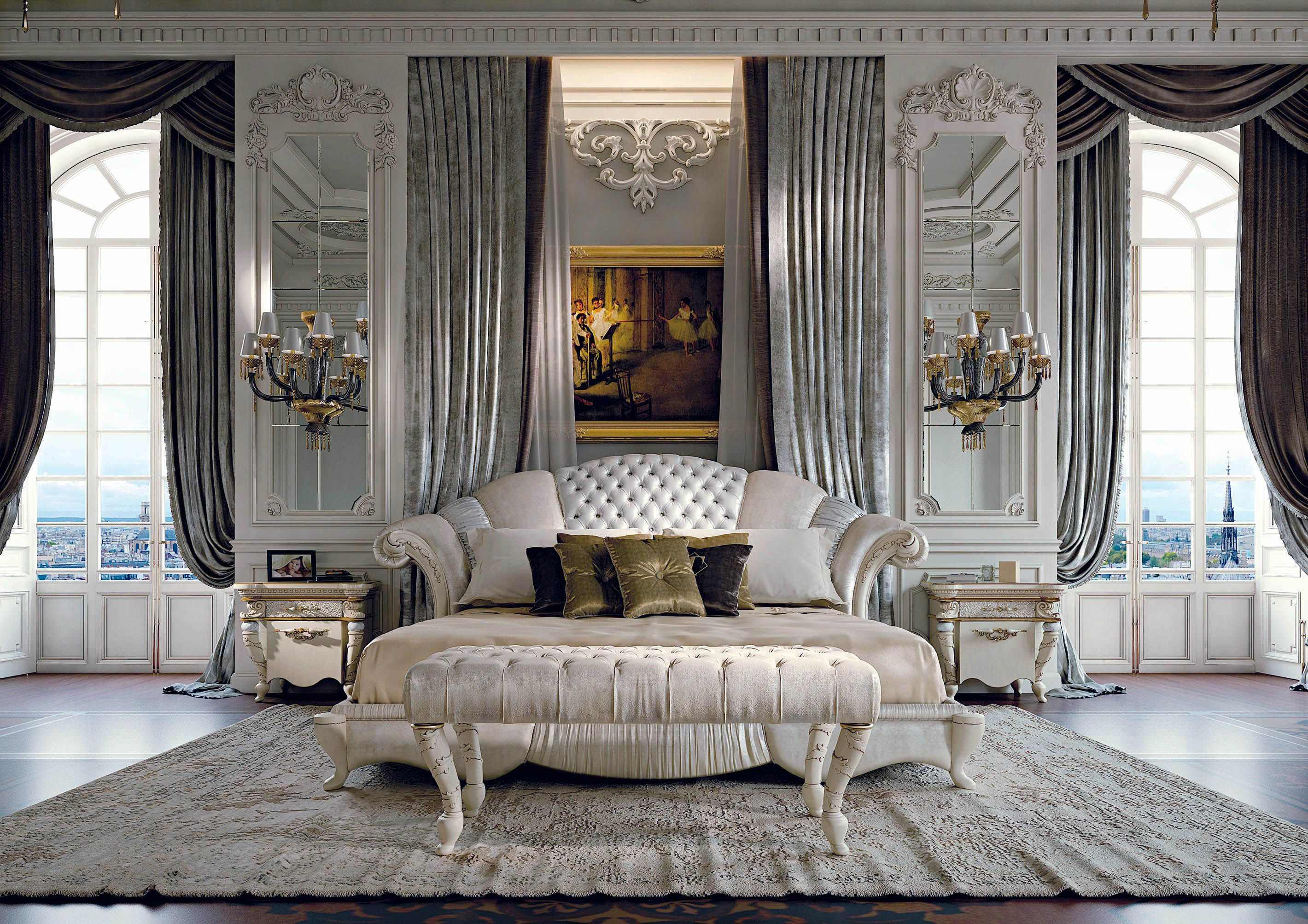 Recent Bedroom Furniture Sets Dubai Made Easy With Images Luxury Bedroom Furniture Luxurious Bedrooms Classic Bedroom