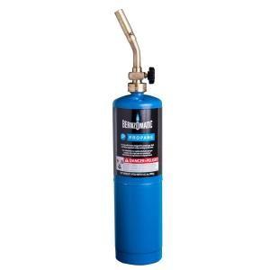 Bernzomatic Ul100 Basic Propane Torch Kit Ul100kc The Home Depot Bernzomatic Propane Torch
