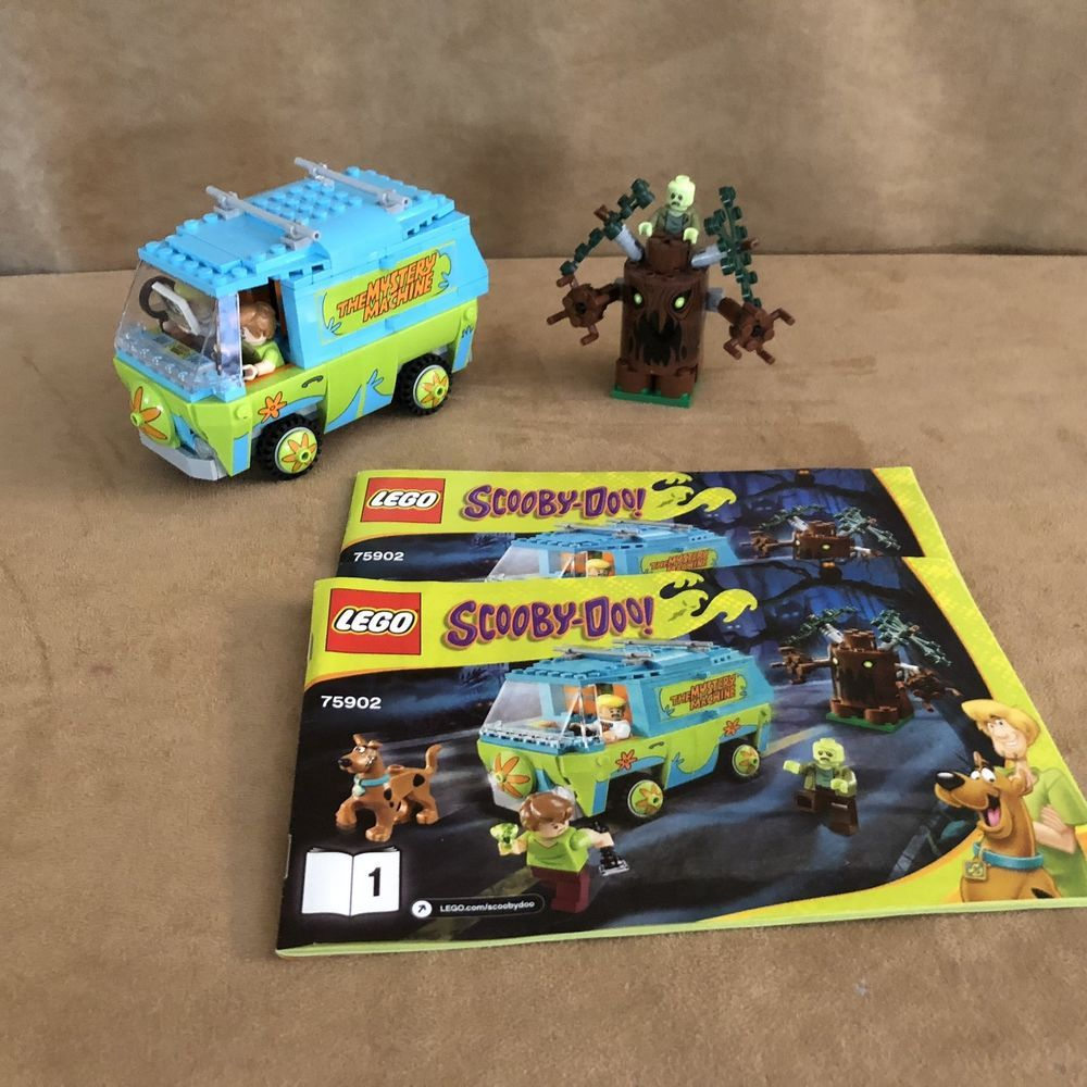 75902 LEGO Scooby-Doo Complete The Mystery Machine Fred