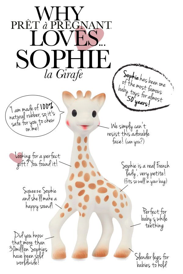 why pr t pregnant loves sophie la girafe pret a pregnant kids fashion pinterest. Black Bedroom Furniture Sets. Home Design Ideas