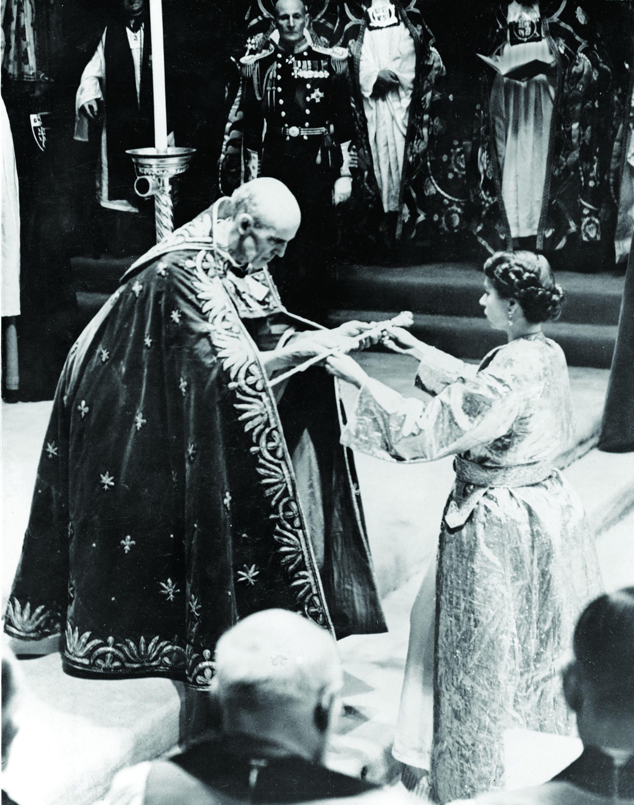 Queen Elizabeth II's Coronation A New Elizabethan Age in