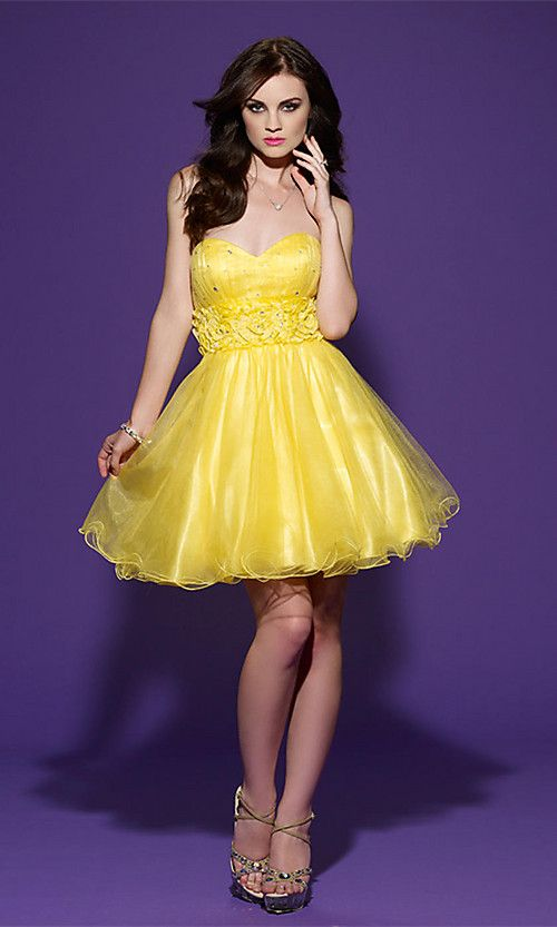 Young Teen Formal Dresses Besides The Colored Short Prom Dresses