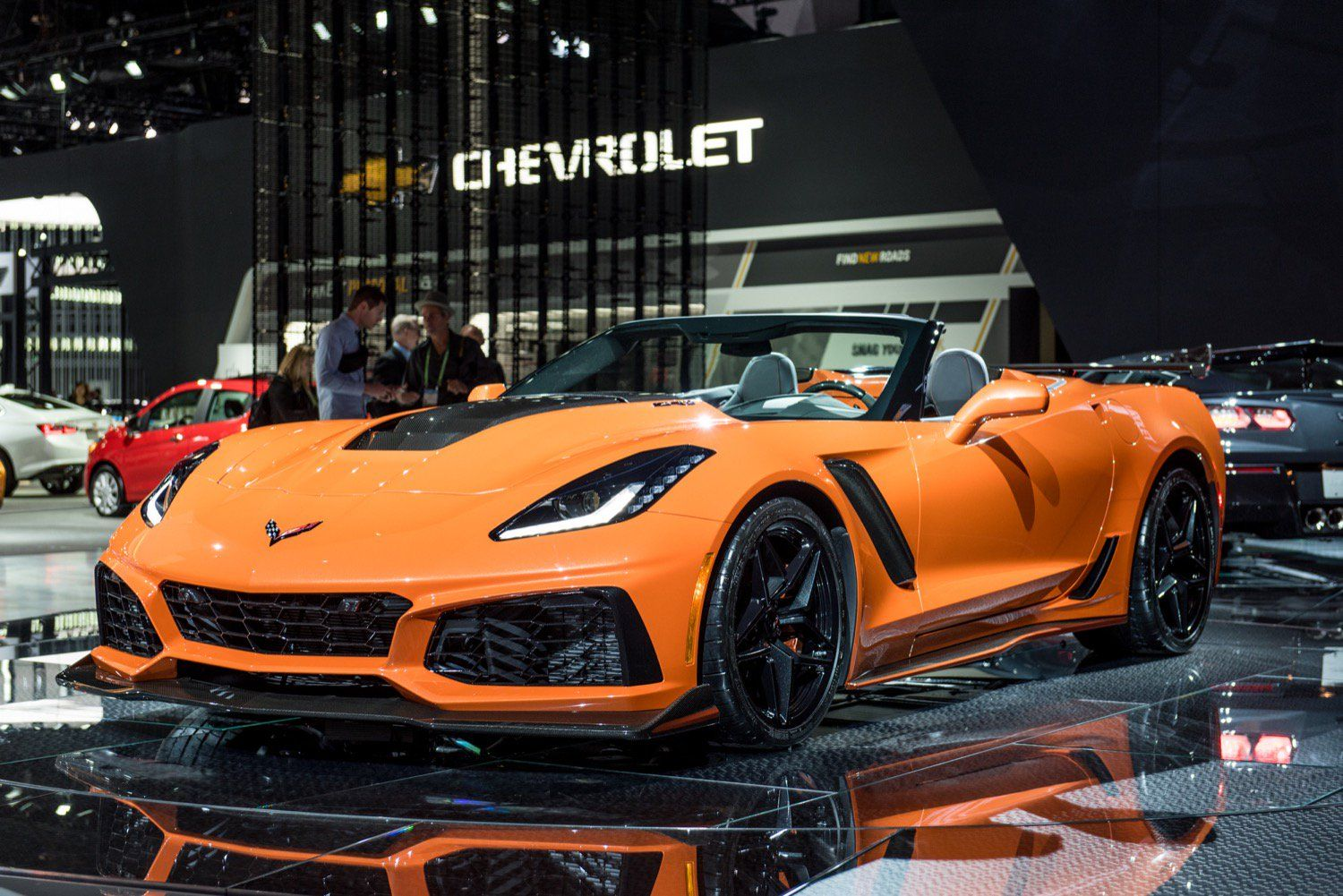 2019 Corvette Zr1 Convertible To Offer Ztk Track Package Gm