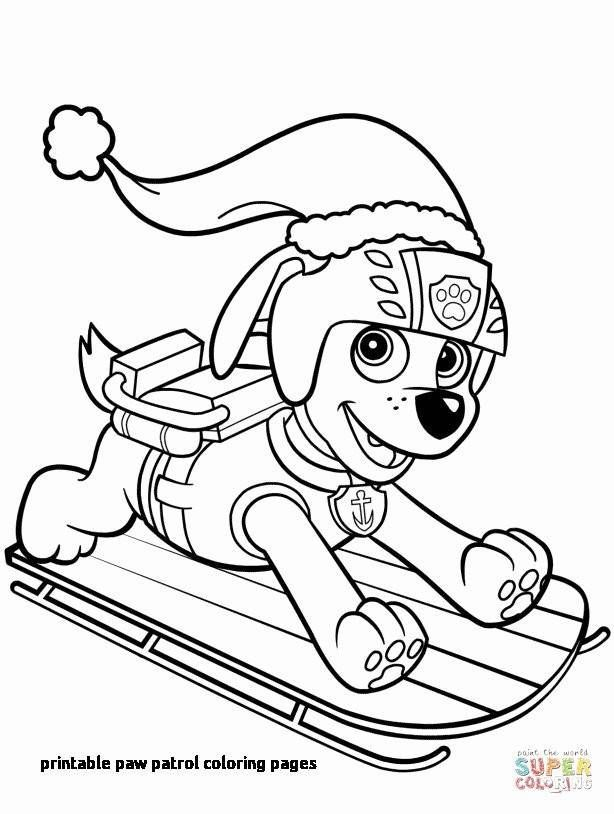 Paw Patrol Christmas Coloring Pages Best Of Printable Paw Patrol Coloring Pages Christma Paw Patrol Coloring Paw Patrol Coloring Pages Christmas Coloring Pages