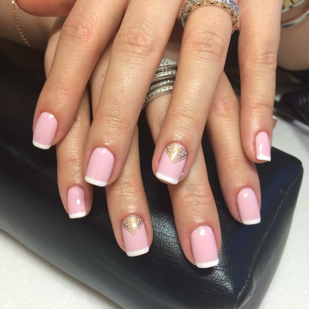 Nail Art #471 - Best Nail Art Designs Gallery | Nail french, Office ...