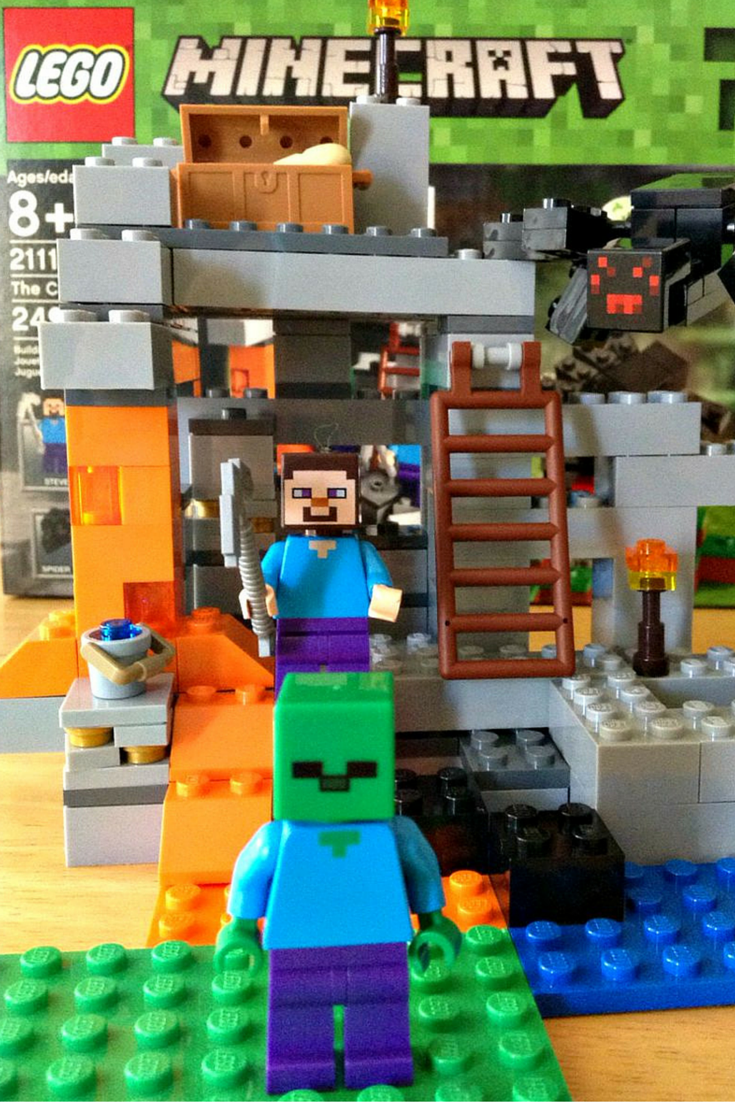 The Best Minecraft The Cave Lego Set Review Ever 8 Year