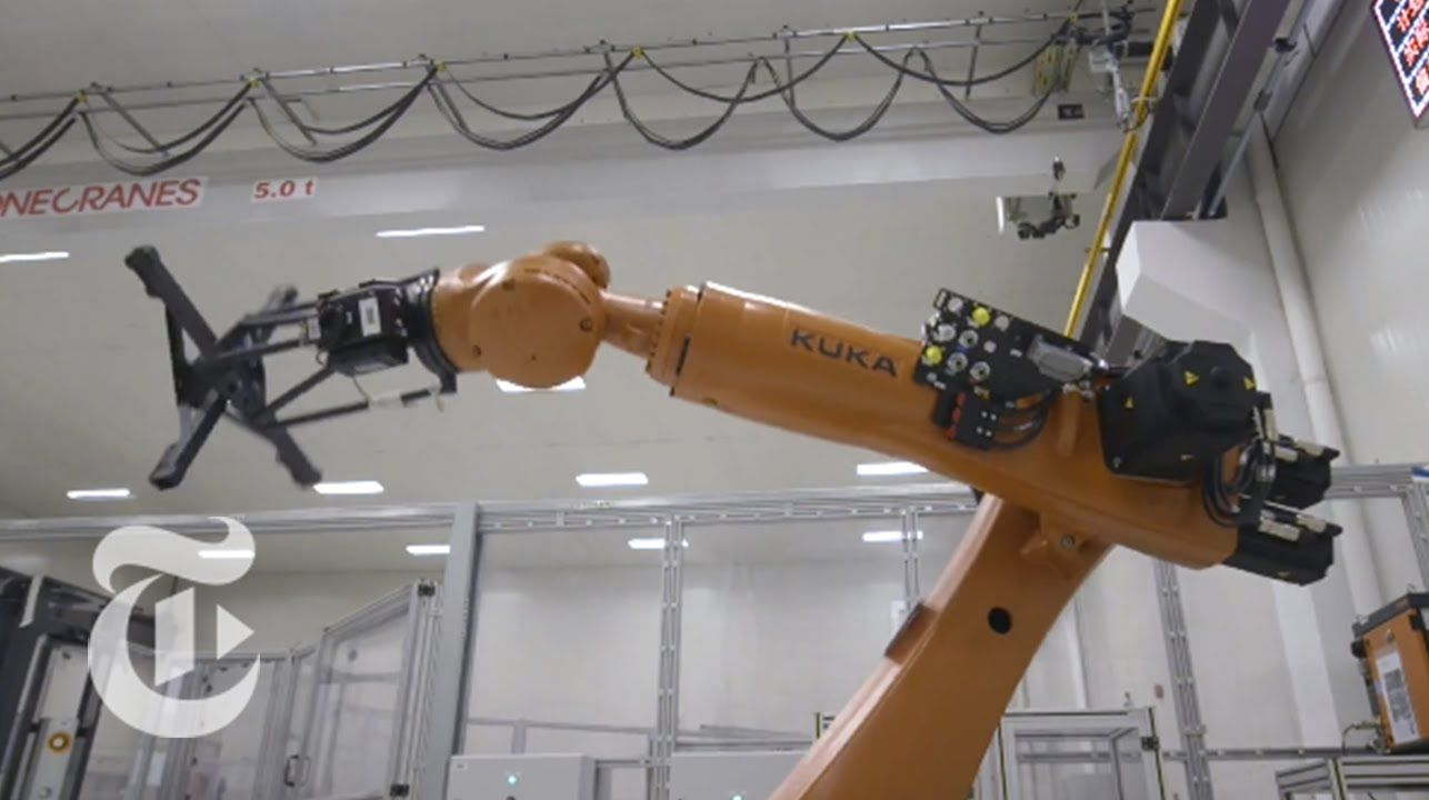 """Faster, Stronger and Cheaper   China faces rising labor costs and a shortage of workers. But a government project called """"replacing humans with robots"""" is trying to change the face of the work force."""