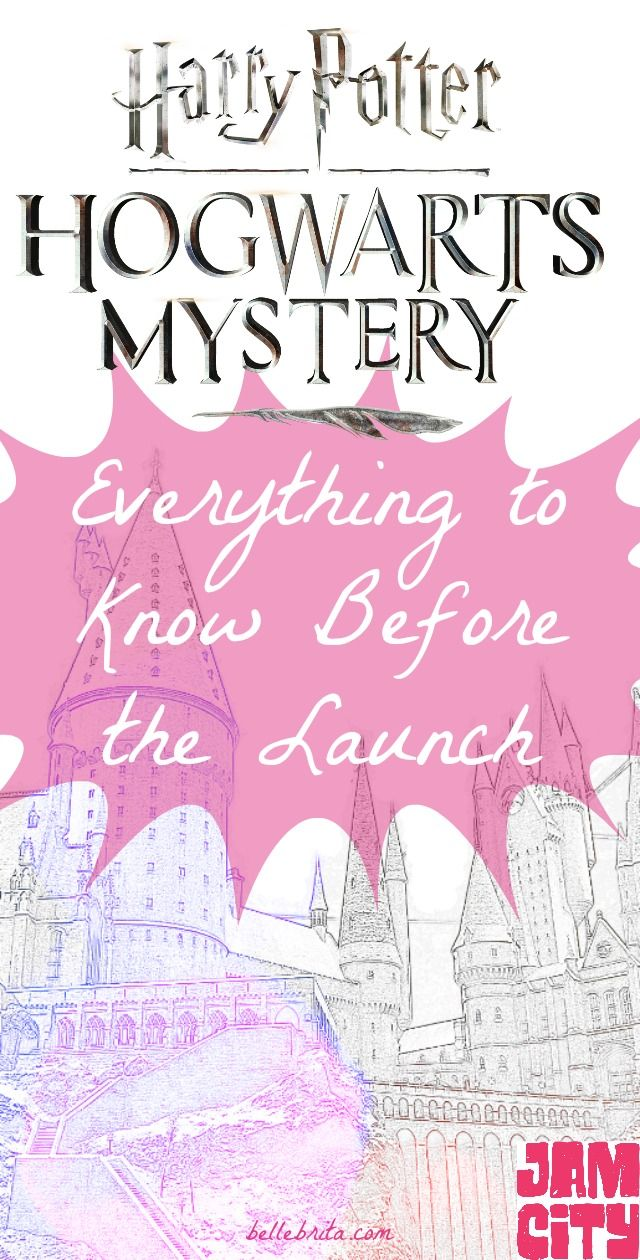 Hogwarts Mystery Everything to Know Before the Launch