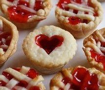 cherry, cherry pie, crust, cute, food (Full Size)