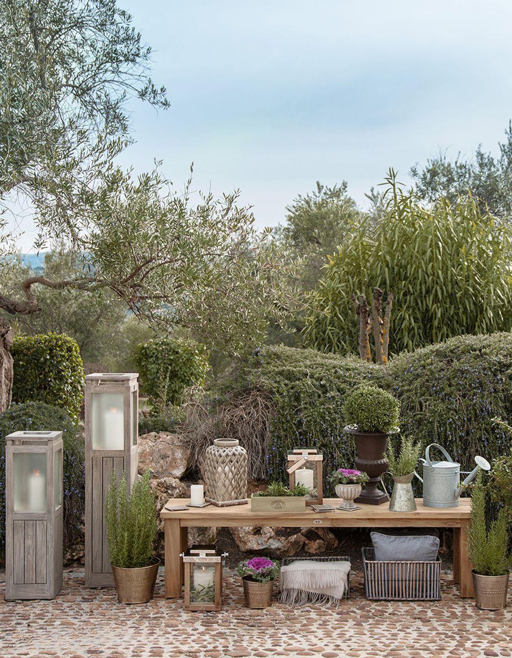 Holen Sie Sich Den Look Lebendige Welten Zum Verlieben In 2020 Gartengestaltung Garten Vorgarten