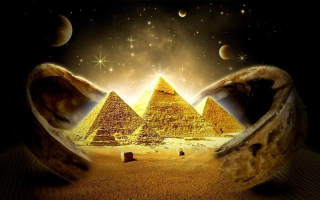 ATLANTIS Found? Located With The Help Of The Great Pyramid Of Cheops