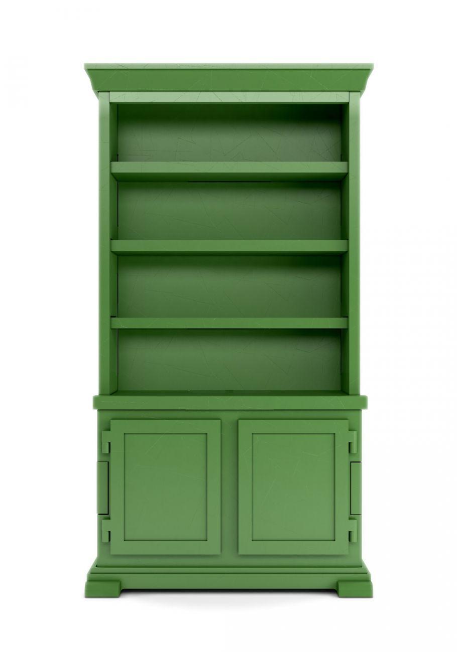 Bon Moooi Paper Cabinet RAL 6010 By Studio Job