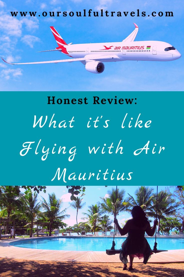 What it's like Flying with Air Mauritius Air mauritius
