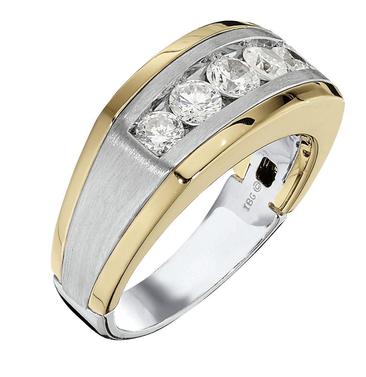 Mens Diamond Ring From IBGoodman For More Information Visit Ibgoodman