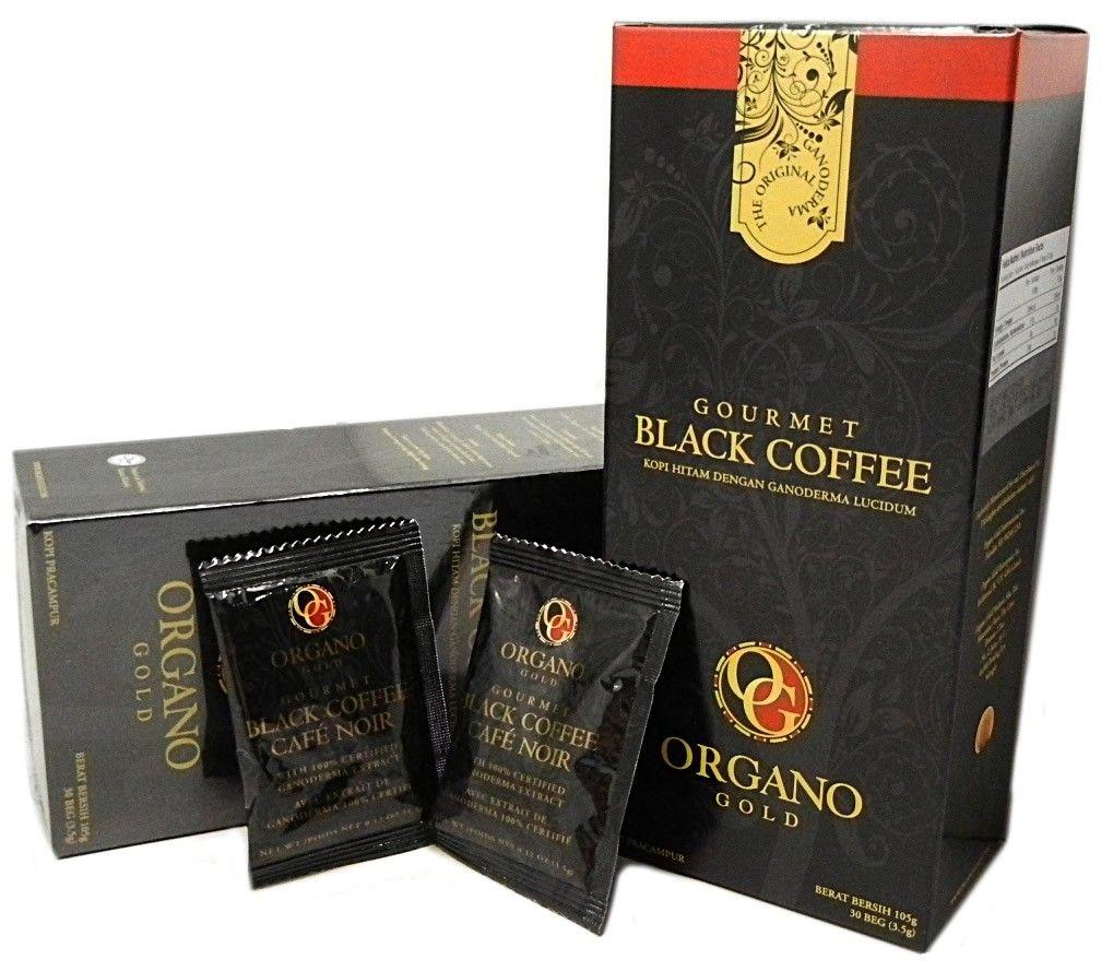 Black coffee organo golds gourmet black coffee is sure to
