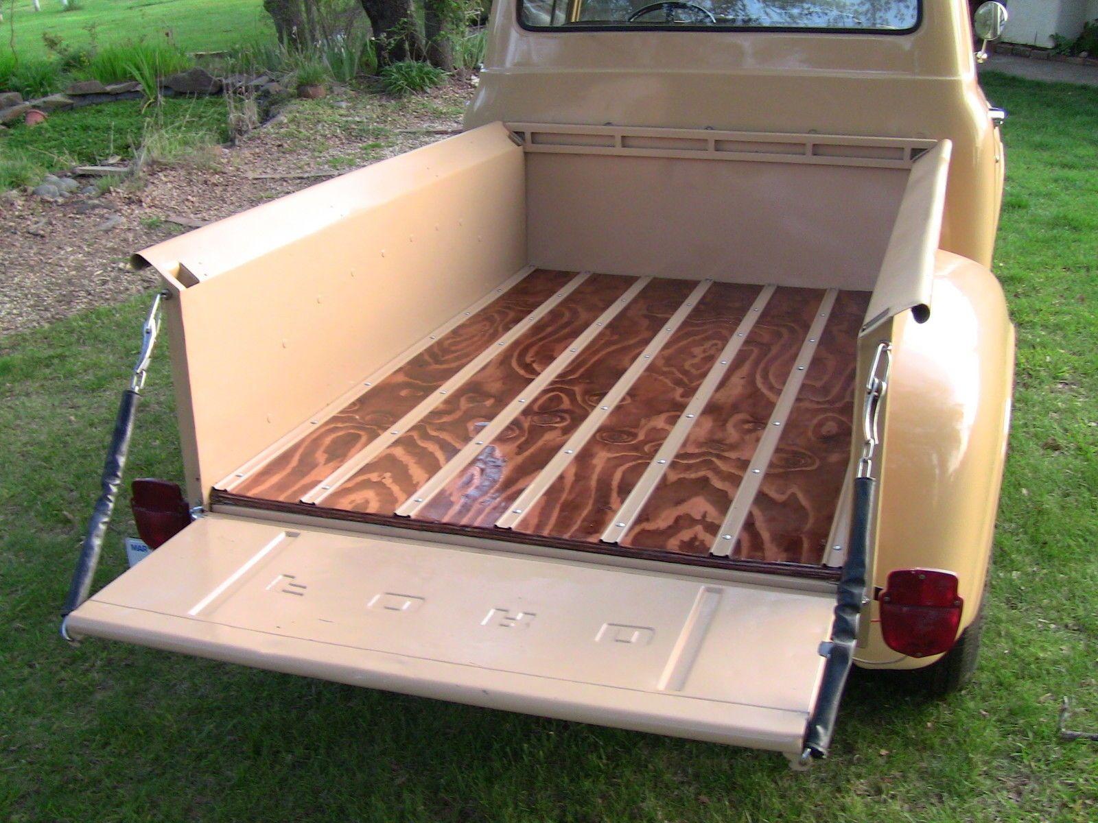 Ford F 100 2 Door Vintage Truck Bedding Truck Bed Trucks