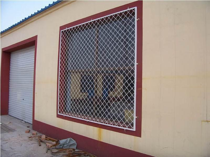 Image Result For Iron Window Bars Ducuali In 2019