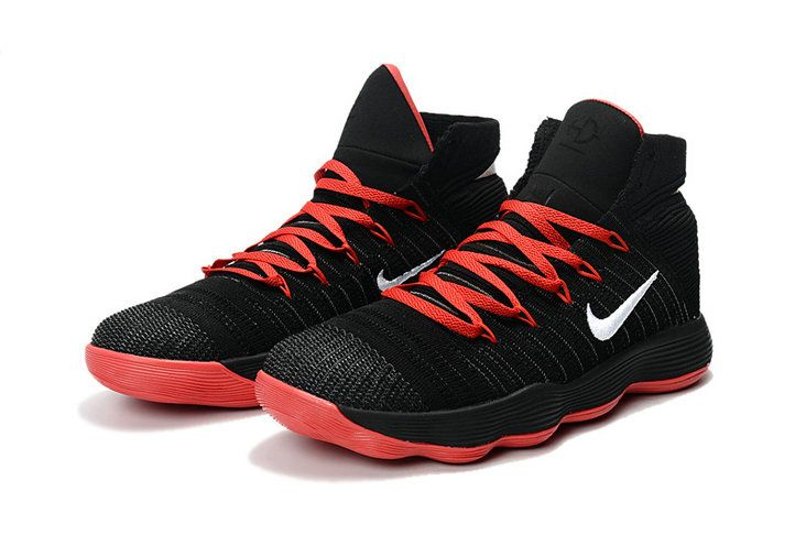 new concept f55d2 c8cd6 Free Shipping Only 69  New Hyperdunk 2017 Flyknit Bred Black Sport Red