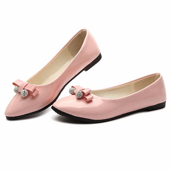 Women Leisure Flats Summer Chic Shoes Lazy SlipOn Loafers Dress