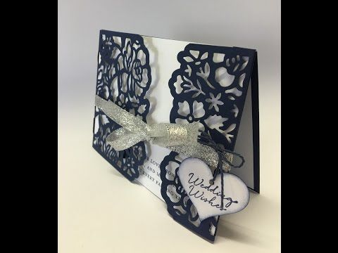 Stampin Up NEW Detailed Floral Thinlits and Floral Phrases - YouTube