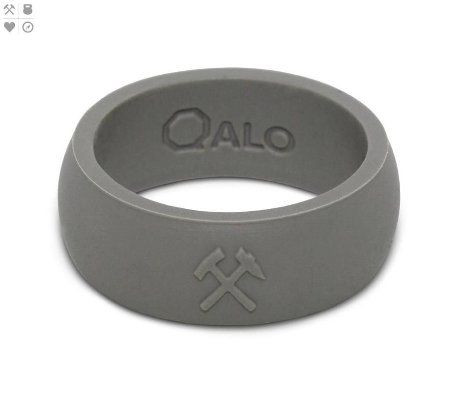 Mens Quality Silicone Rings