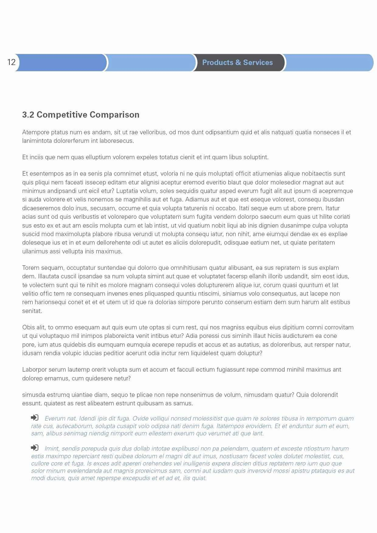20 Business Profit and Loss Template Business plan