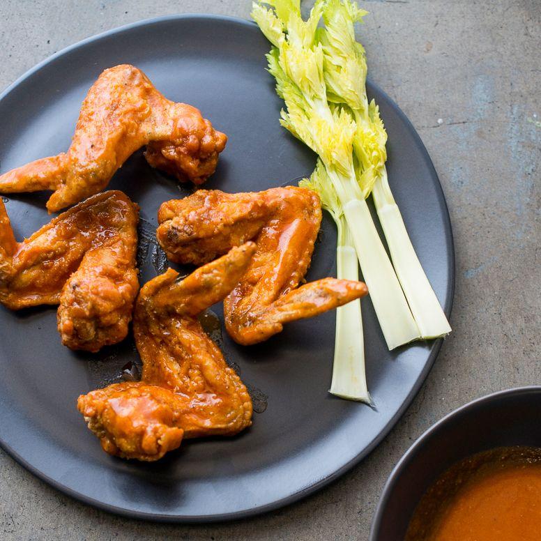 Classic Buffalo Chicken Wings | Food & Wine