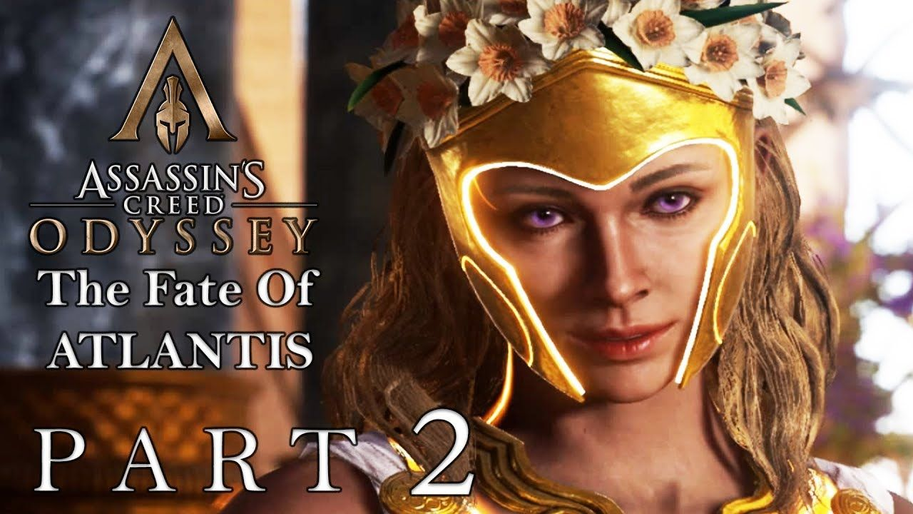 ASSASSIN'S CREED ODYSSEY The Fate Of Atlantis DLC Ep  1 Fields Of
