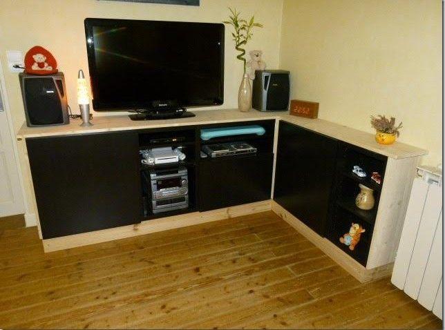 meuble tv avec best - Meuble Tv Ikea Expedit