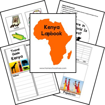 Africa | TheHomeSchoolMom