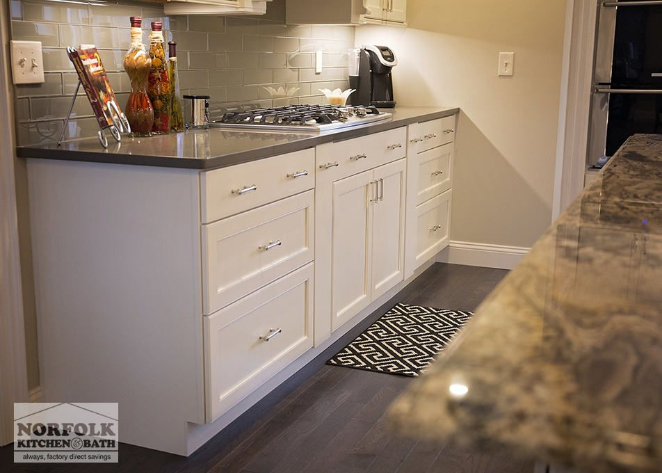 This Showplace Kitchen Was Designed By Mariah From Our Nashua, NH Showroom,  In Collaboration