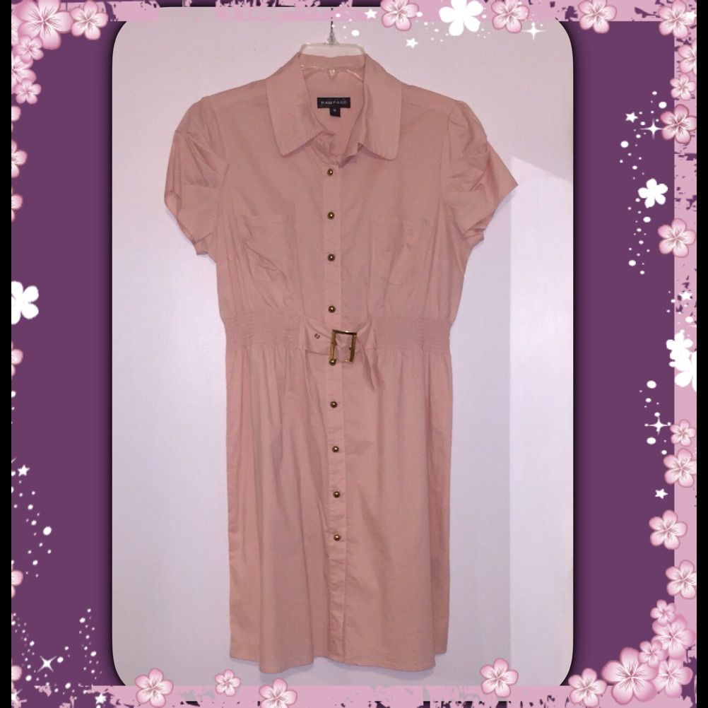 Rampage light pink dress products
