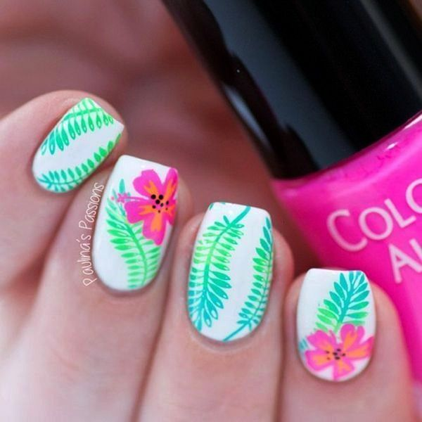 Danger Signs On Vacation Nails Beach Tropical You Must Know About 3  Danger Signs On Vacation Nails Beach Tropical You Must Know About 3  Paulinas PassionsWhats Up Nails...
