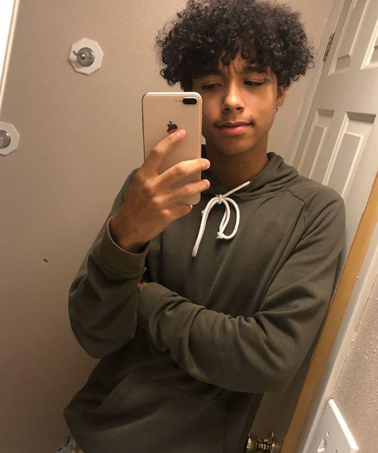 Guccihot Boys With Curly Hair Cute Black Boys Light Skin Boys