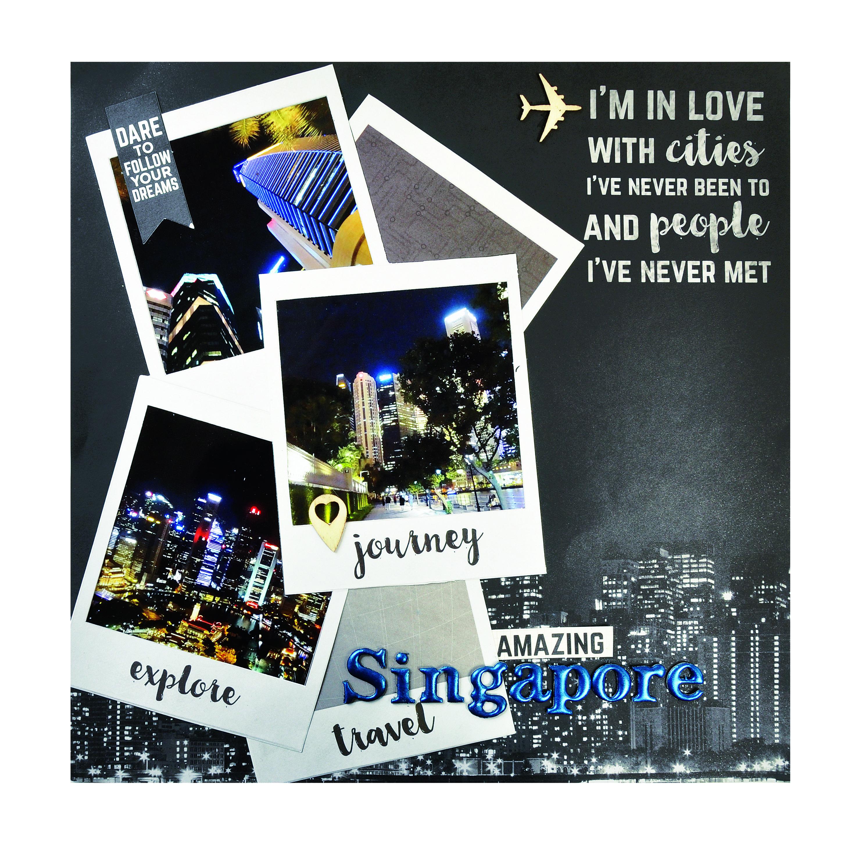 Scrapbook ideas singapore - Explore Scrapbook Layouts Scrapbooking And More