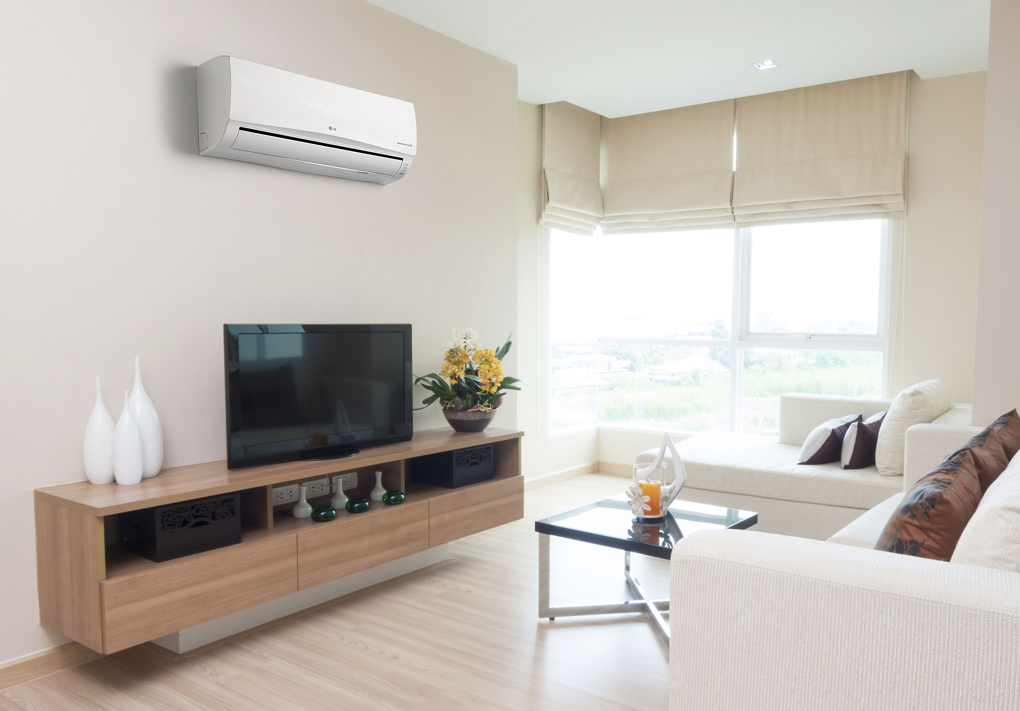 Refresca cualquier espacio de tu hogar con minisplits de