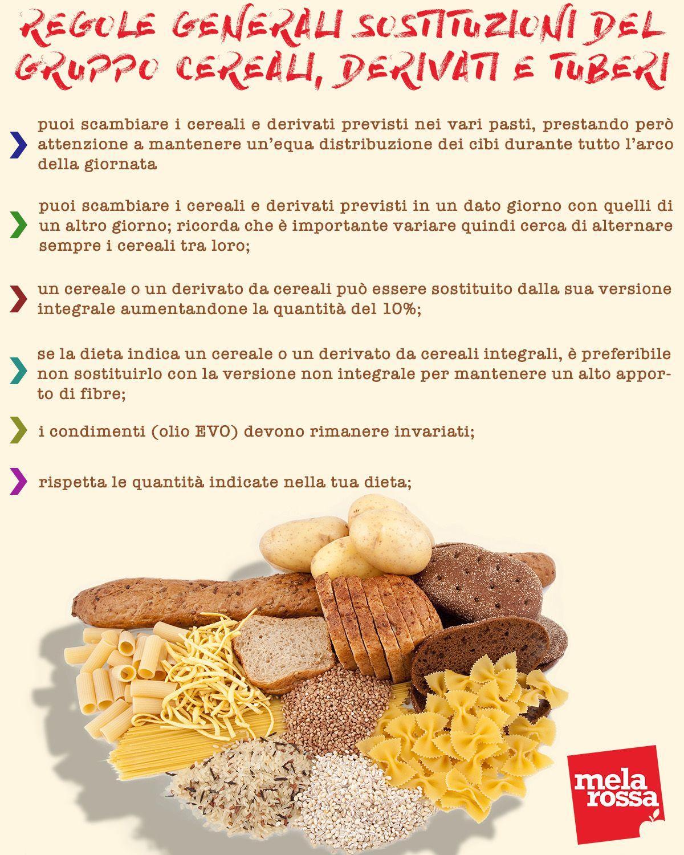 cereali per la tua dieta