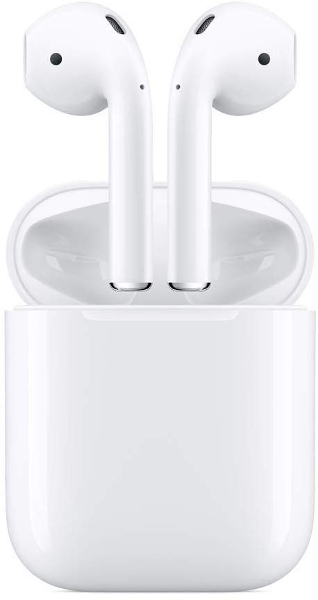 Amazon Com Apple Airpods With Charging Case Latest Model Earbuds Wireless Headphones Best Beat Earbuds Best H Cool Things To Buy Apple Airpods 2 Earbuds
