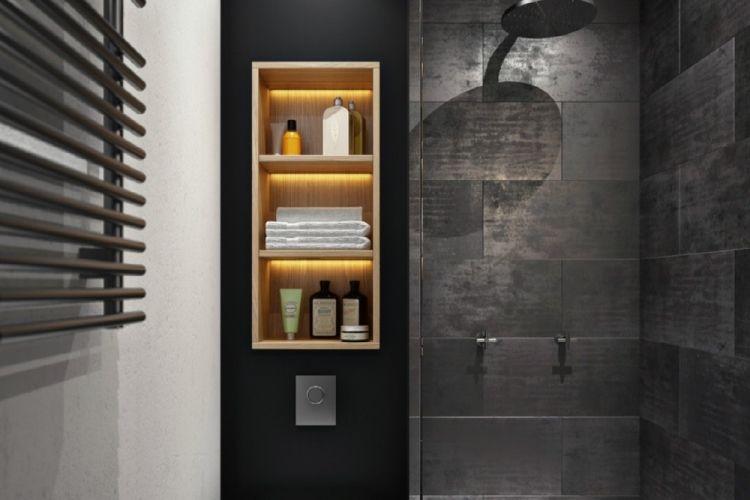 25 idées douche à lu0027italienne pour une salle de bain moderne - salle de bain design douche italienne