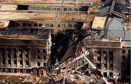 Novo Milênio: TERROR NOS EUA - Sumiu o Boeing que atingiu o Pentágono!