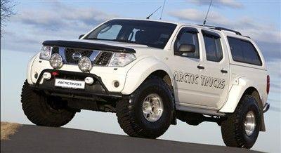 Nissan Frontier Arctic Trucks Fender Flares #1