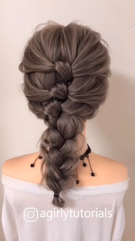 10 Amazing Hairstyles Fashion Tutorial for 2020 Part 2