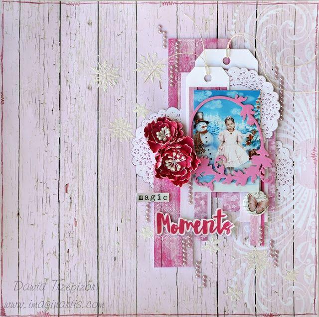 Lemoncraft: Inspiruje Dawid: różowy i niebieski - Inspirations...