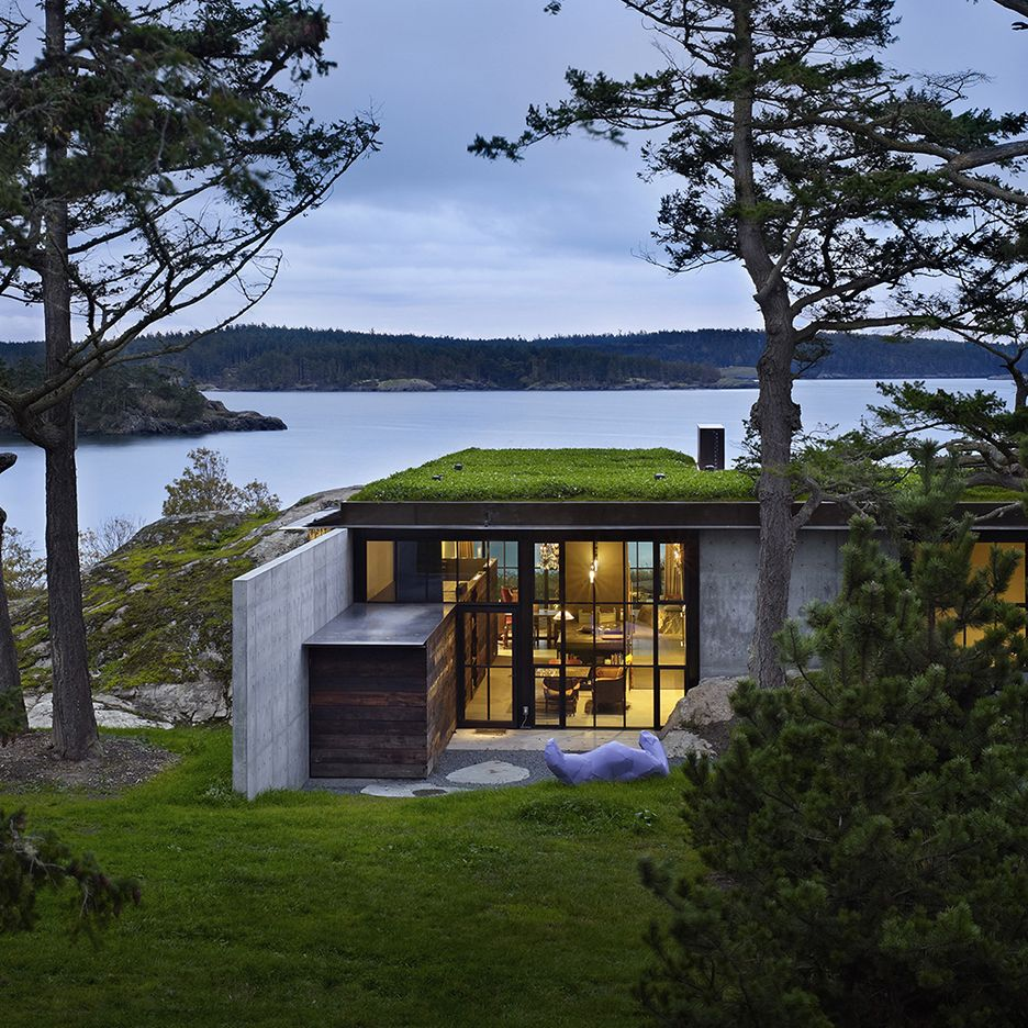 Five of the best houses in Washington state on Dezeen