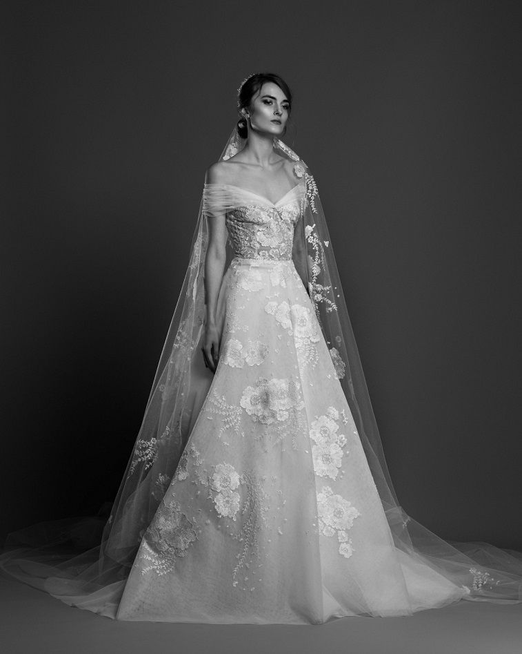 Georges Hobeika Spring Summer 2019 Bridal Collection