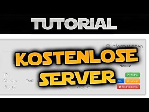 Kostenlose Minecraft Server Bei Aternos Erstellen Plugins - Minecraft server erstellen kostenlos 1 8