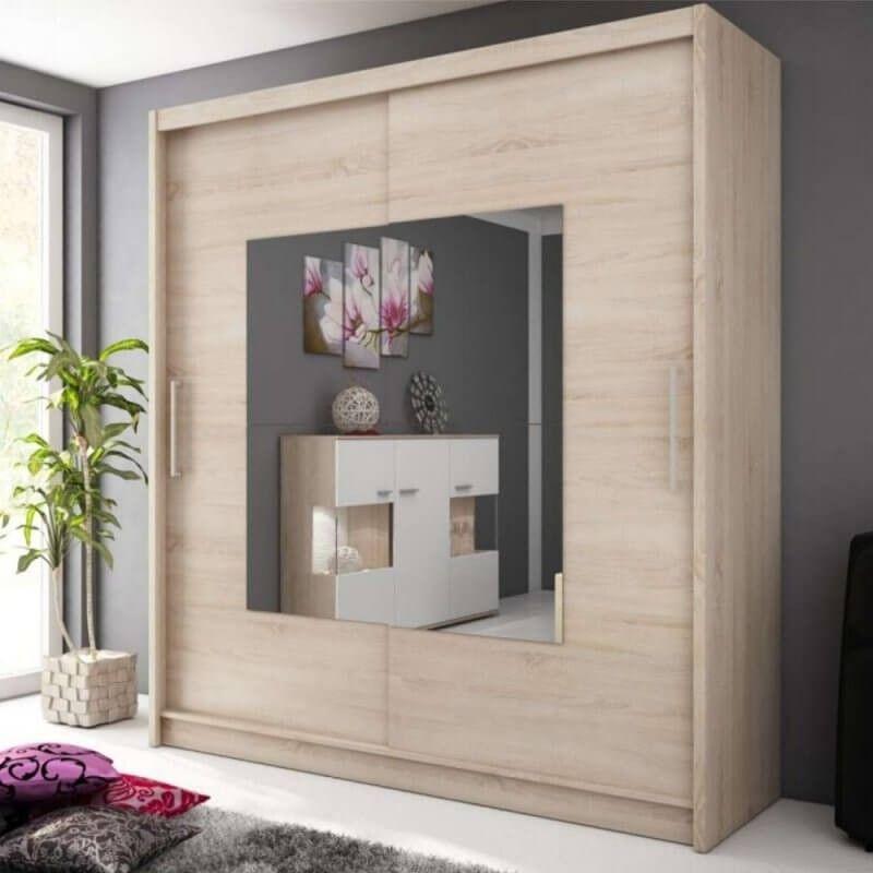2 Door Sliding Wardrobe Intended For 2 Door Sliding Wardrobe Interior Designs 33630