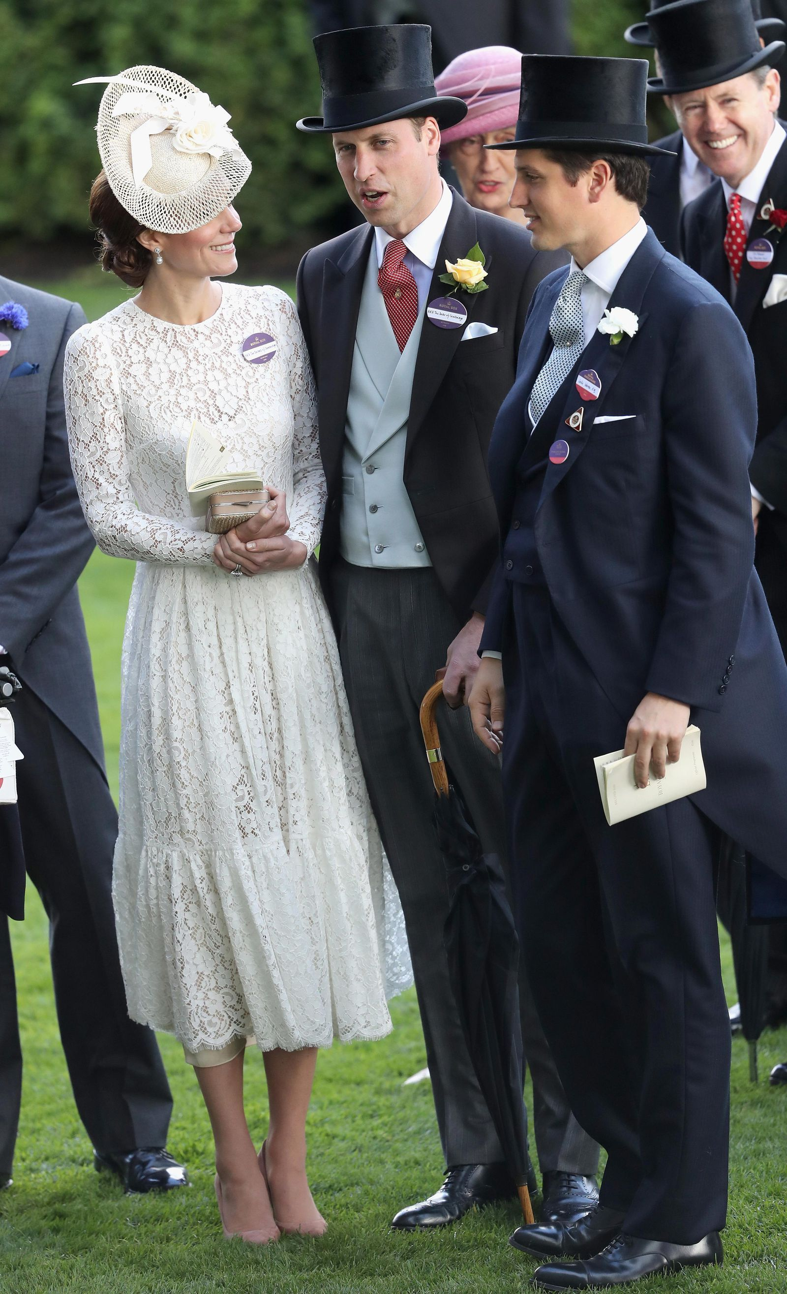 photo Here's why the Duke and Duchess of Cambridge's neighbours have complained