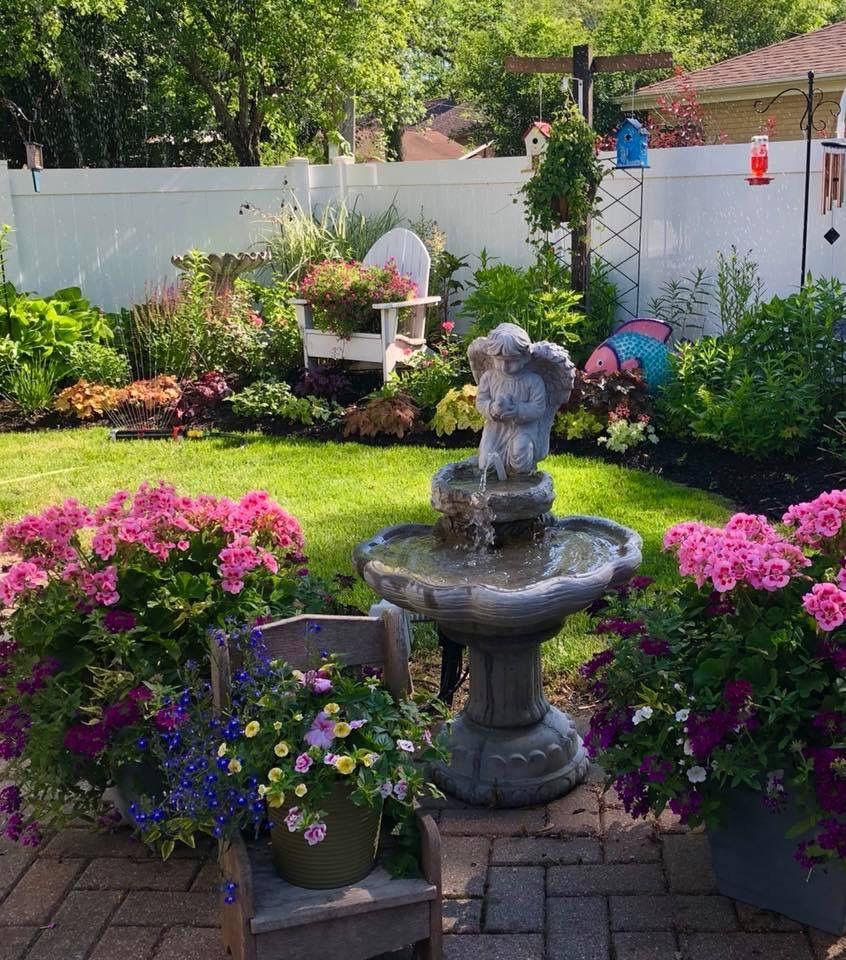 Beautiful Backyards Garden Ideas: Backyard Inspiration.