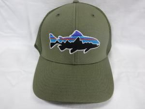 c386d00453f06 Dragonfly Anglers has the Patagonia Trucker Hat in Fatigue Green